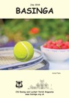 Basinga Front Cover July 2018 - Tennis and Strawberries: the perfect combination
