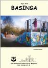 Basinga Front Cover April 2020 - Childrens playground