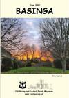 Basinga Front Cover June 2020 - St. Mary'sSunset