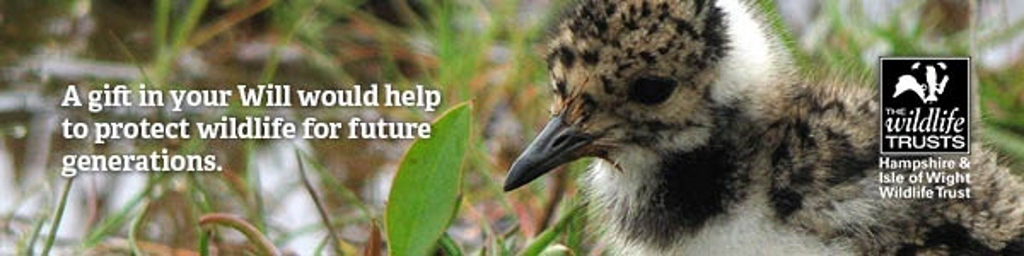 Gifts in Your Will - Hants and IOW Wildlife Trust