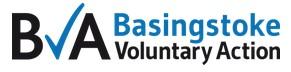 Basingstoke Voluntary Action logo