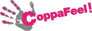 Loga for Coppafeel Charity