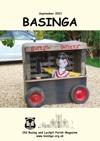 Basinga Front Cover September 2021 - Scarecrow buffet