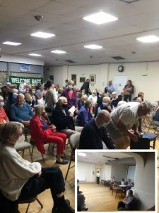 Public Meeting @ British Legion Hall
