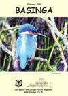 Basinga Front Cover February 2020 - Kingfisher