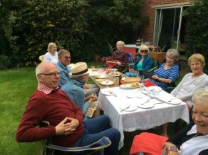 u3a spanish group picnic
