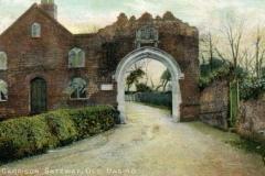 Garrison Gateway, Basing House