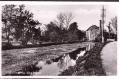 Smiths Mill, Old Basing Postcard