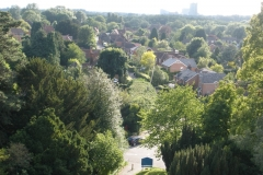 Church Tower to Crown Lane - Andy Molloy (Jul 2011)