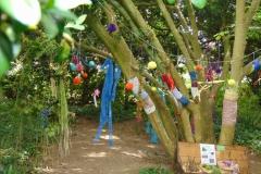 Nature Trail - Box Tree - Pompoms & Scarves