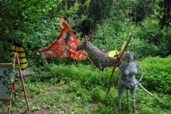 Nature Trail - Frequent Visitors - Willow Characters