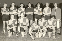 Basing Lads football team. - Lesley Catchpole