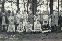 St Georges FC - Patricia Stott