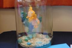 Crocheted-Goldfish