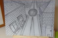 Drawing - COVID