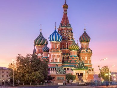 St. Basil Cathedral, Moscow - (Probus)