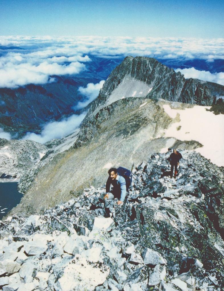 Pyrenees - Paul Flint (Probus)